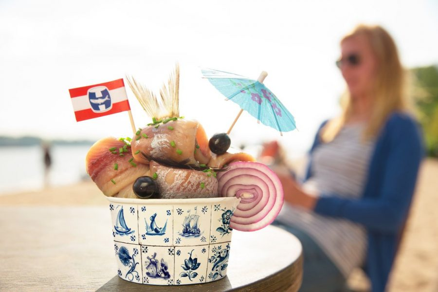 Голландский Фестиваль селедки
