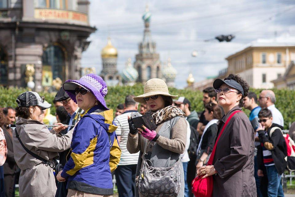 Туристы китайцы в рейтинге худших