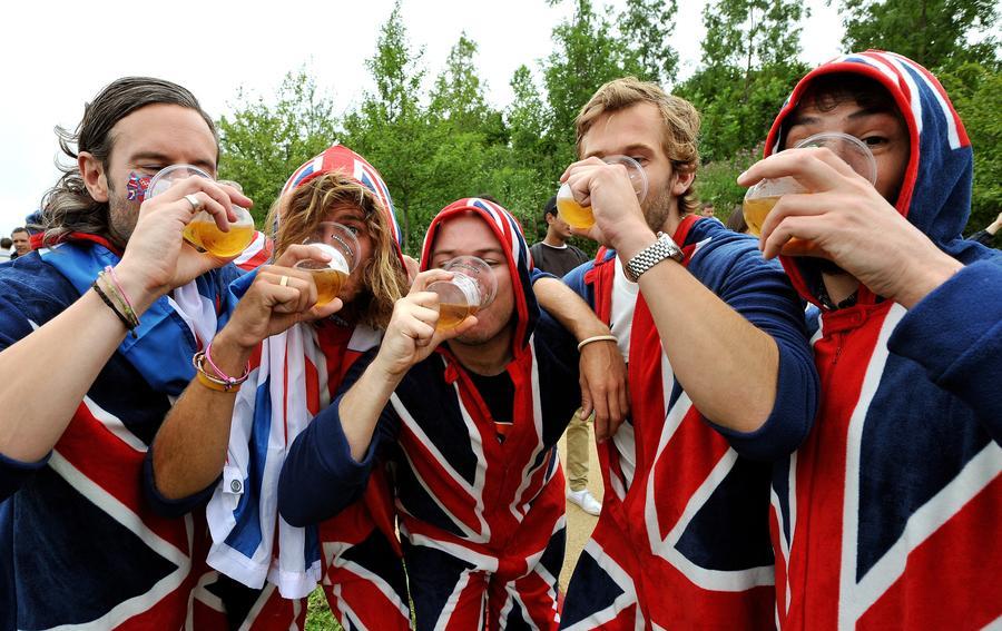 Туристы британцы в рейтинге худших