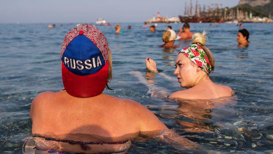 Русские туристы в антирейтинге
