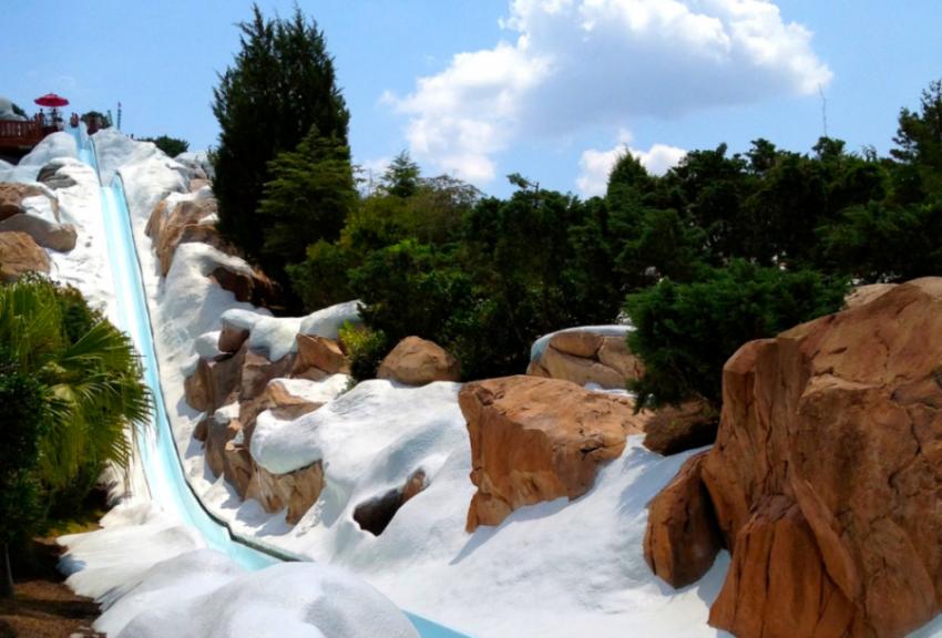 Summit Plummet водная горка