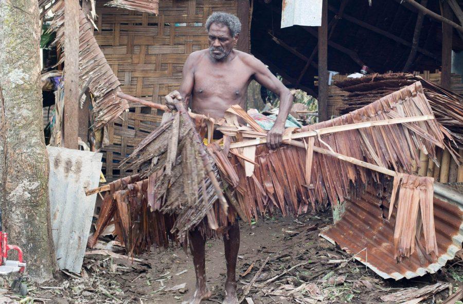 Вануату стихийное бедствие