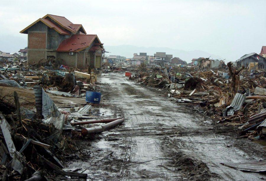 Индонезия стихийное бедствие