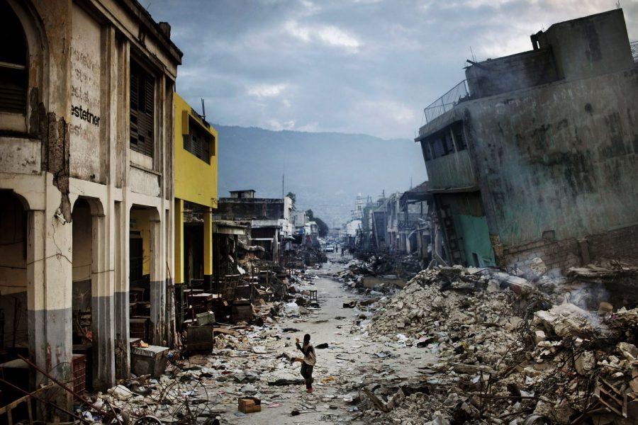 На Гаити стихийное бедствие