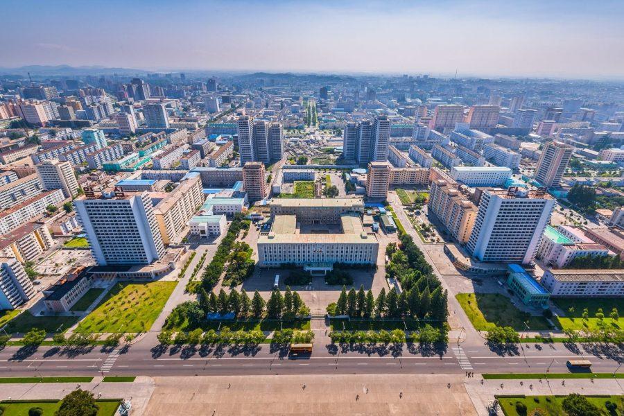 В Северной Корее фотографировать нельзя