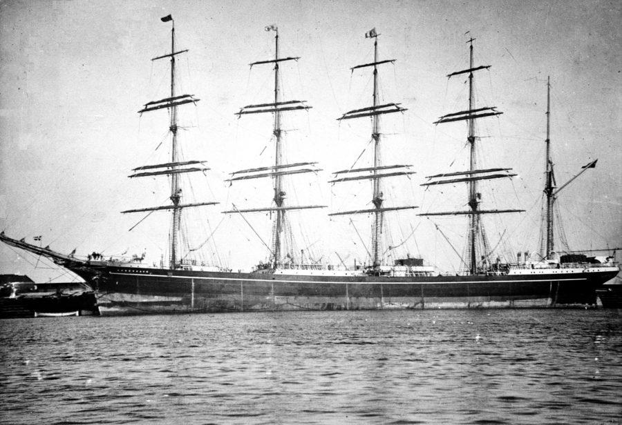 Кобенхавн исчезнувший корабль