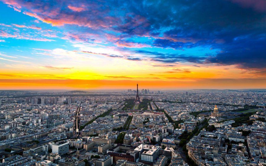 Париж город миллиардеров