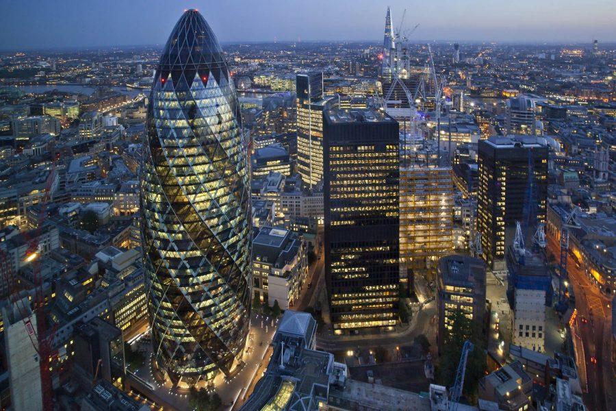 Лондон город миллиардеров