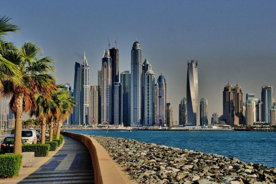 Дубай город миллиардеров