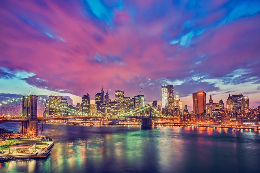 Нью-Йорк город миллиардеров