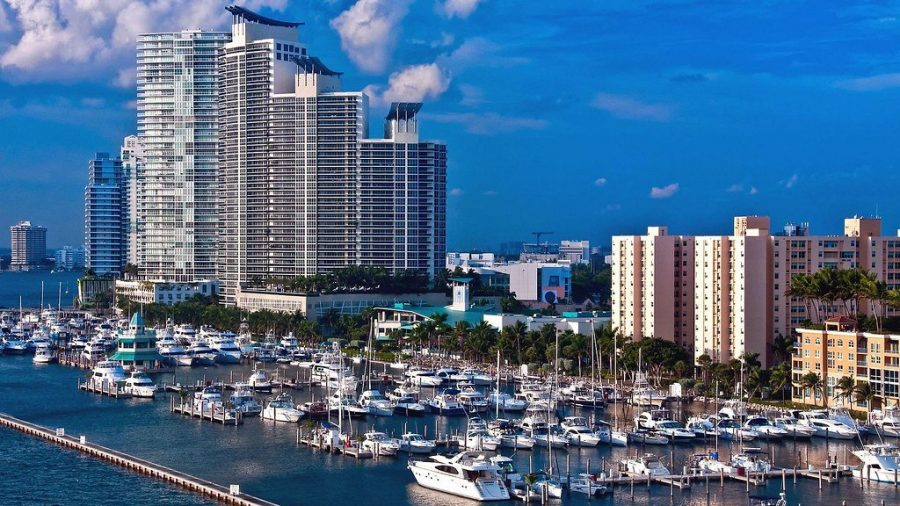 Майами город миллиардеров