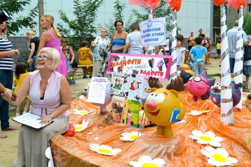 Фестиваль сладкоежек в Сокольниках