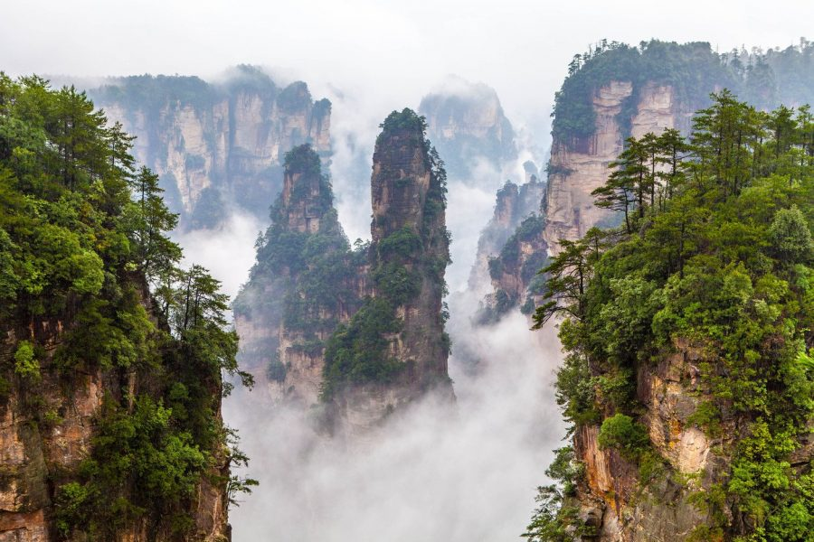 Китайская провинция и Аватар