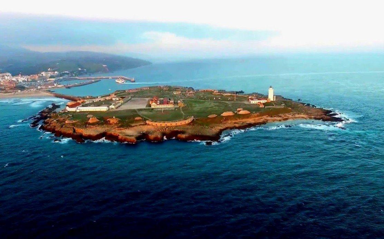 Isla Paloma остров на продаже