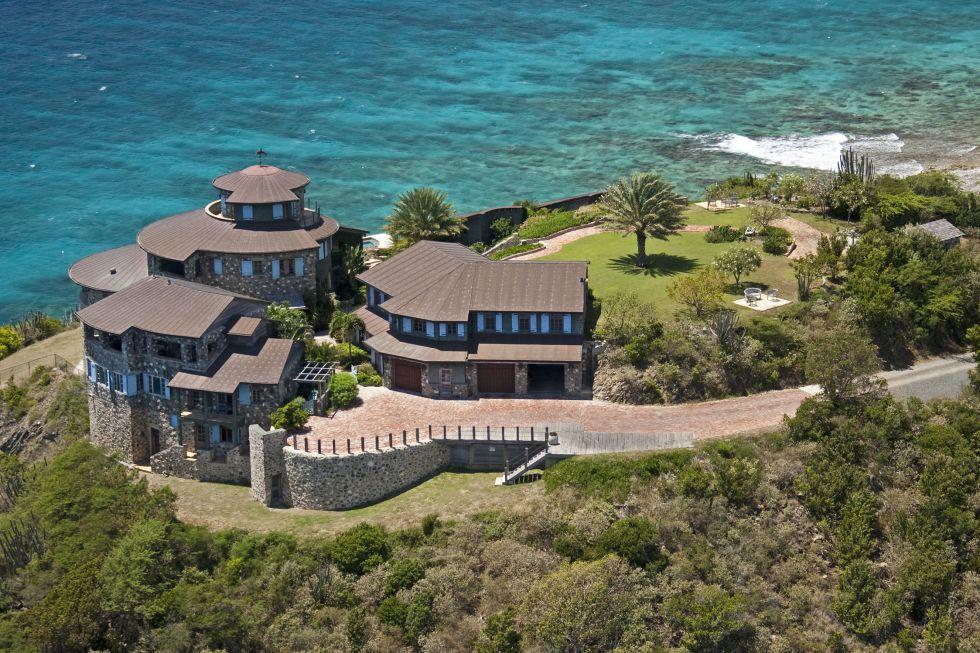Buck Island остров на продаже