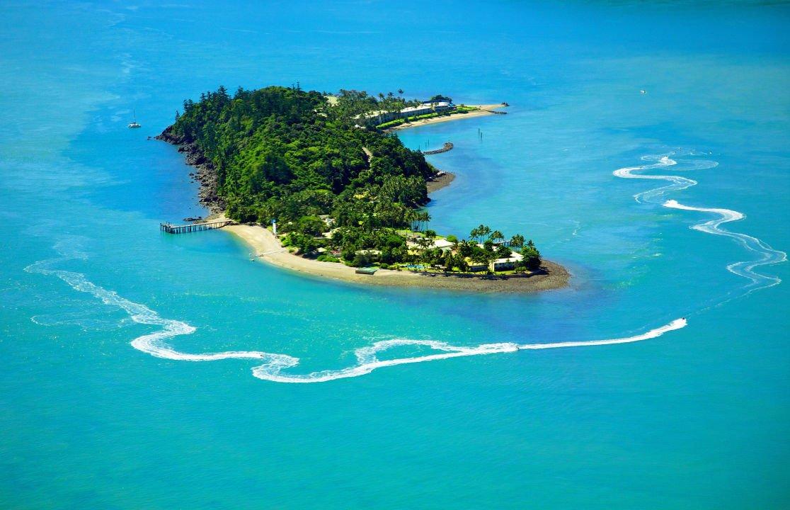 Daydream Island остров на продаже