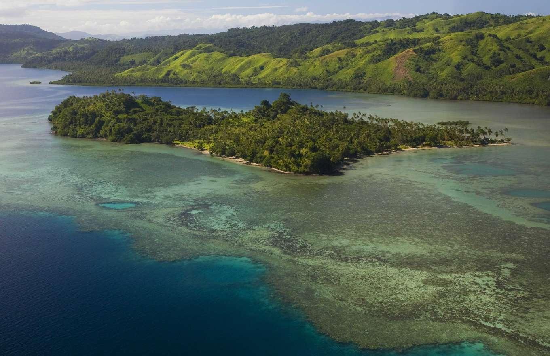 Nukudrau остров на продаже