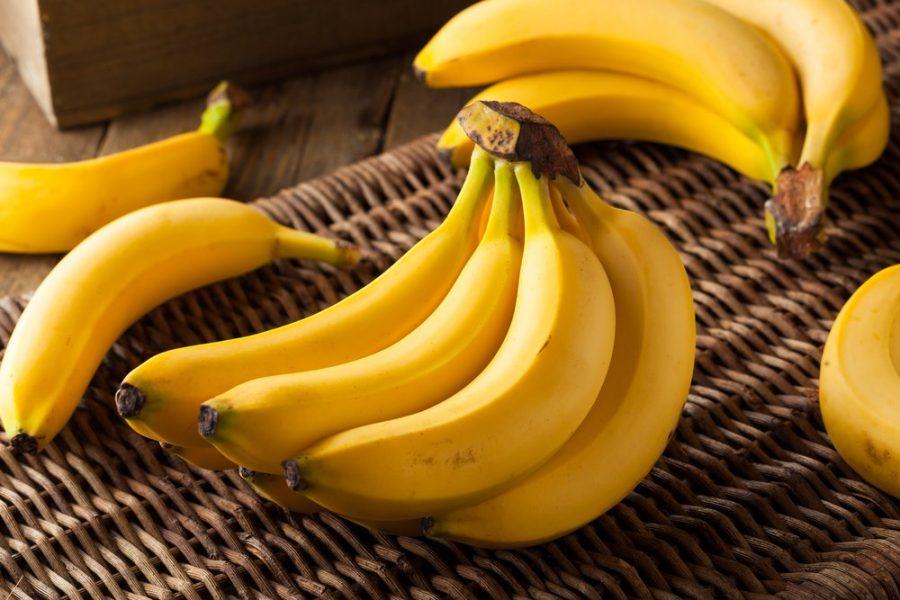 Отказаться от употребления банана