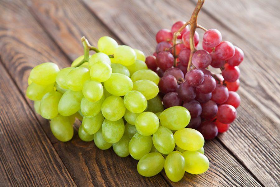 Кушать виноград для удачи