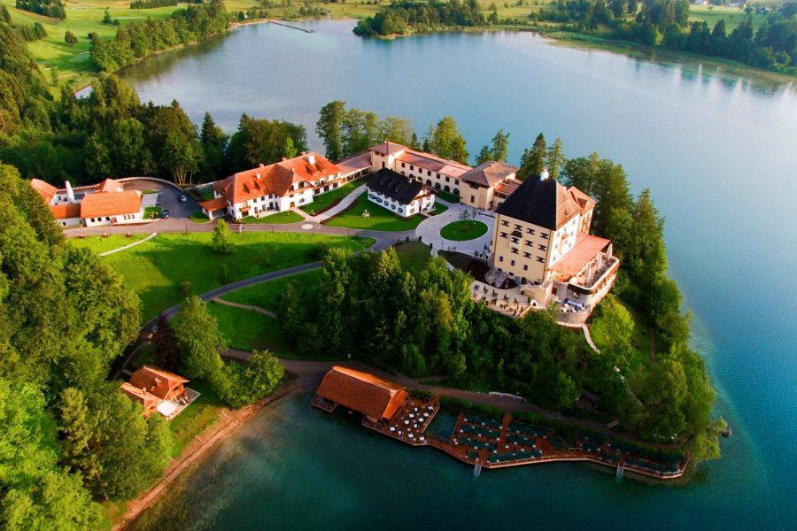 Замок Schloss Fuschl Resort&Spa