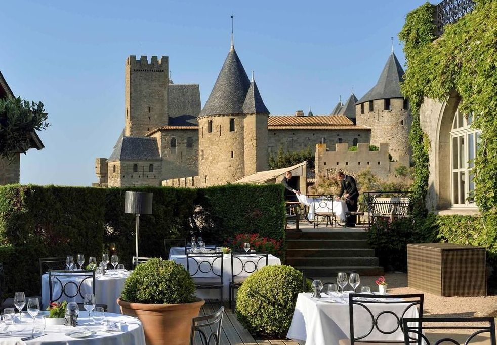 Замок во Франции Hotel de la Cite