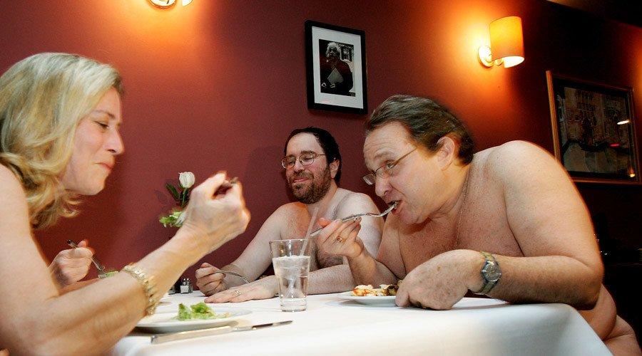 Ресторан для нудистов The Bunyadi