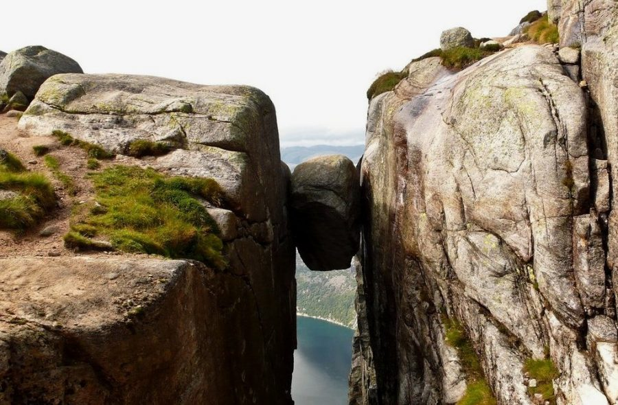 Кьераг в Норвегии опасен для туристов