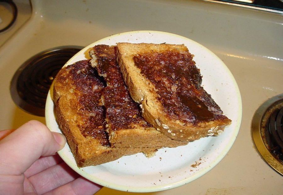 Австралия завтрак веджимайт
