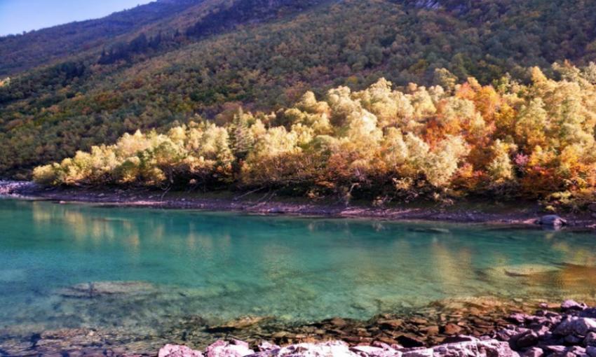 Опасное озеро Карачай в России