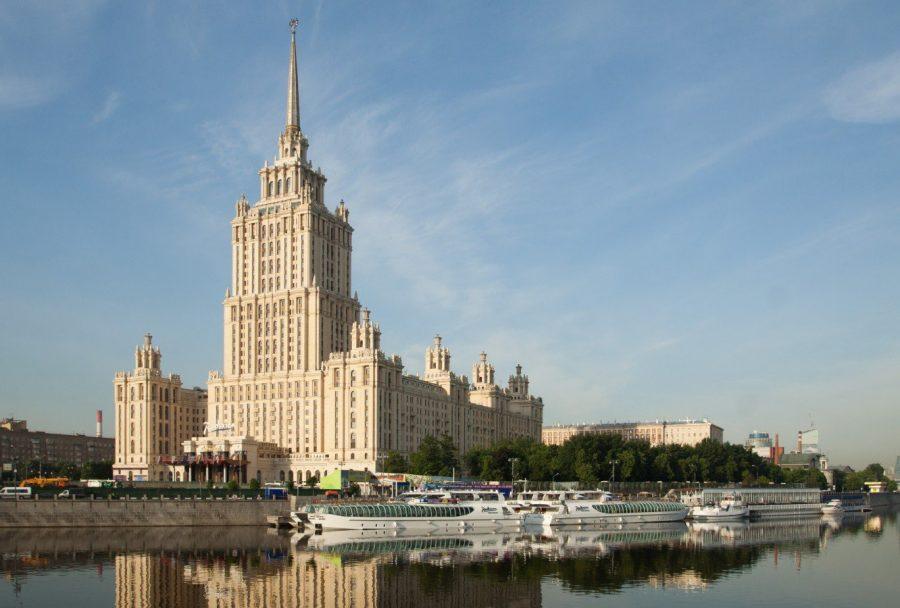 Отель «Украина» в Москве