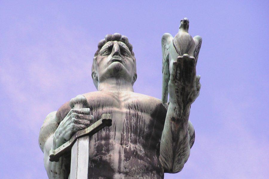 Памятник победителю, Белград