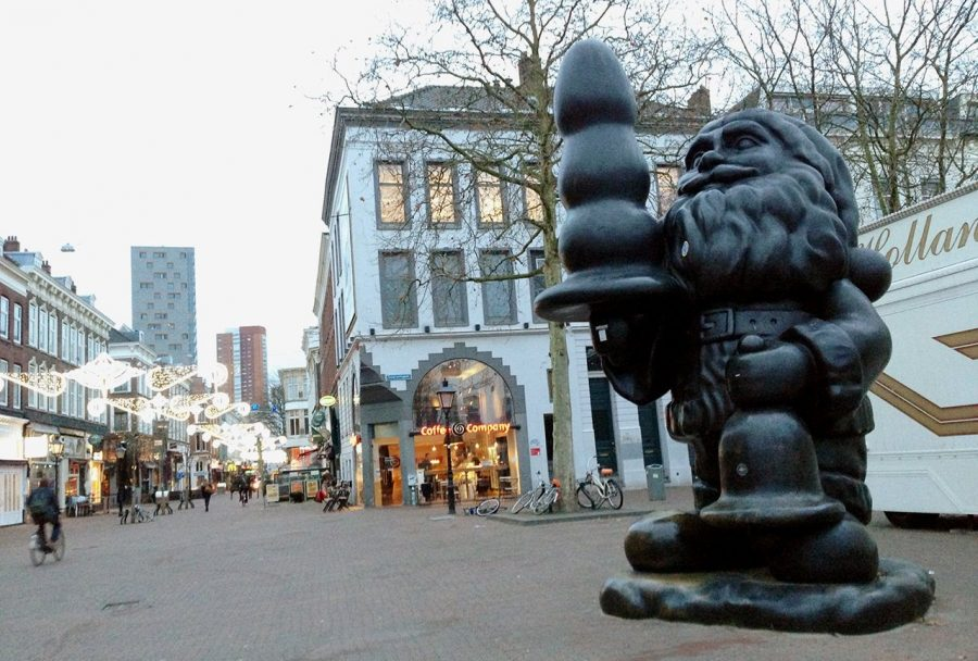 Статуя Санта-Клаус, Нидерланды