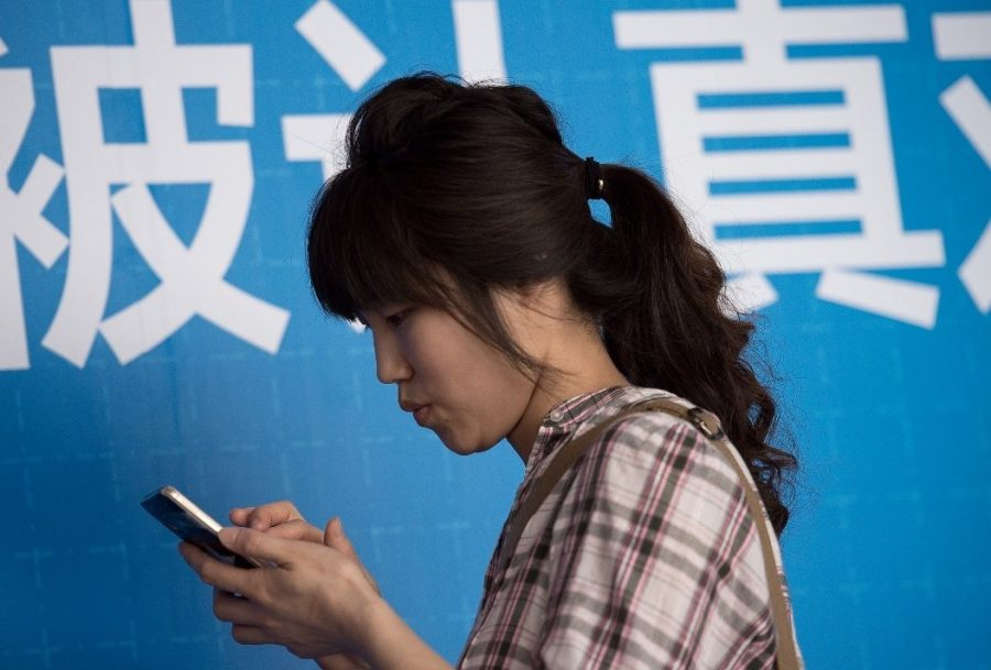 Перебои с интернетом в Китае