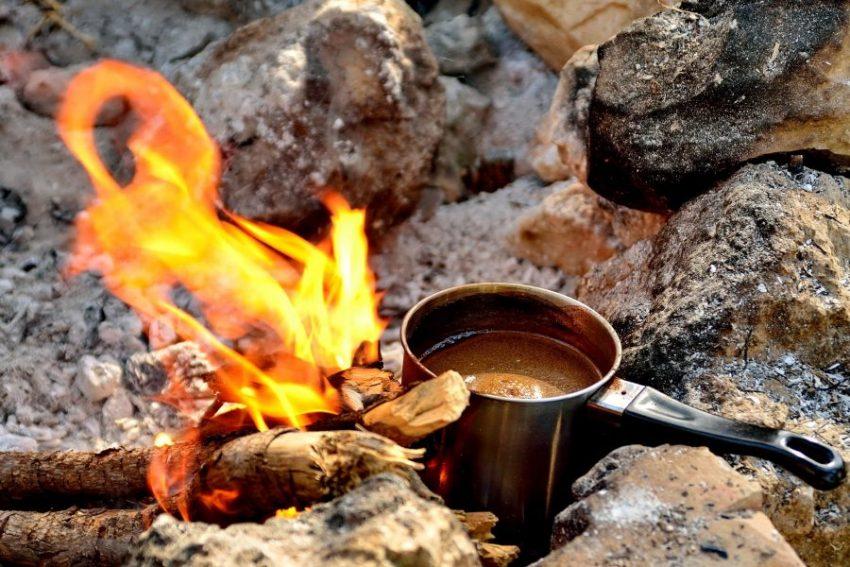 Еда и питье в горах обязательно
