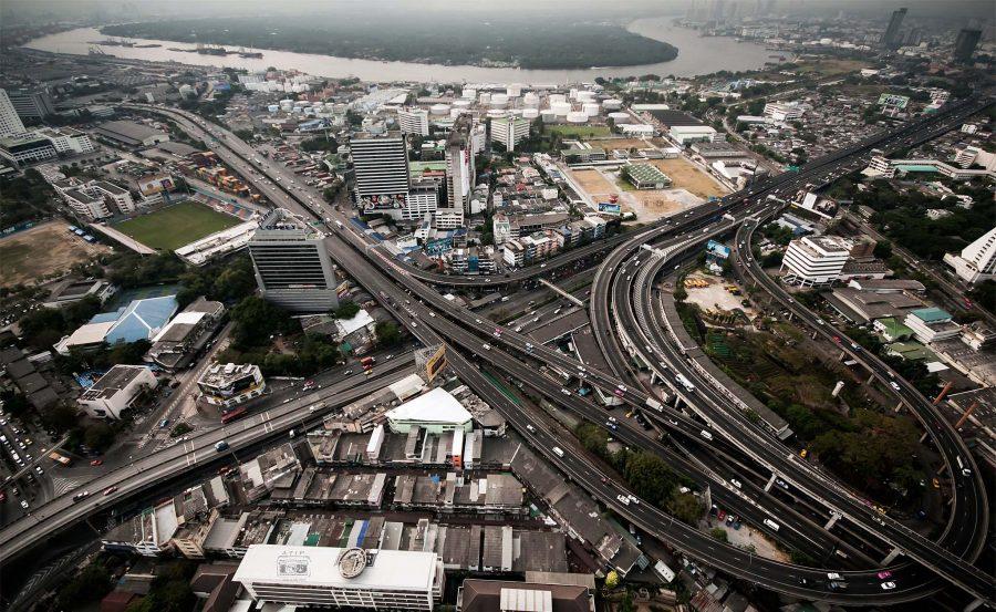 Длинный мост Bang On Expressway