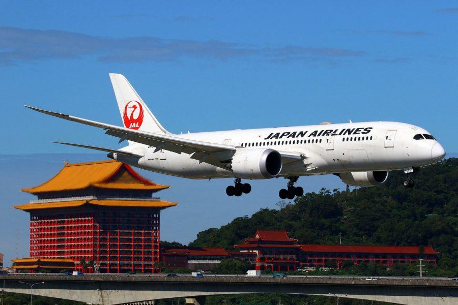 Japan Airlines (JAL Япония)