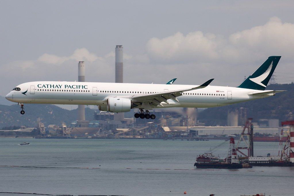 Cathay Pacific Airways (Гонконг)