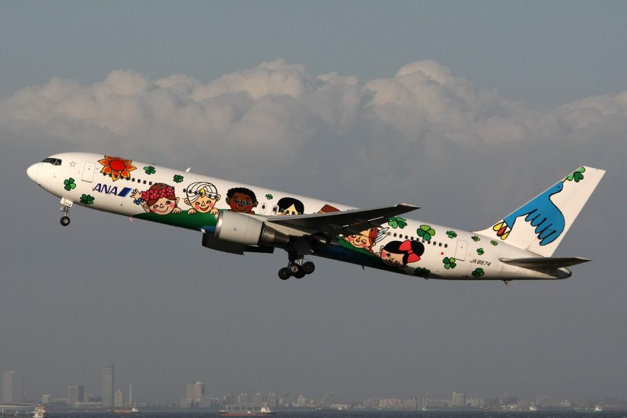 All Nippon Airways (ANA Япония)
