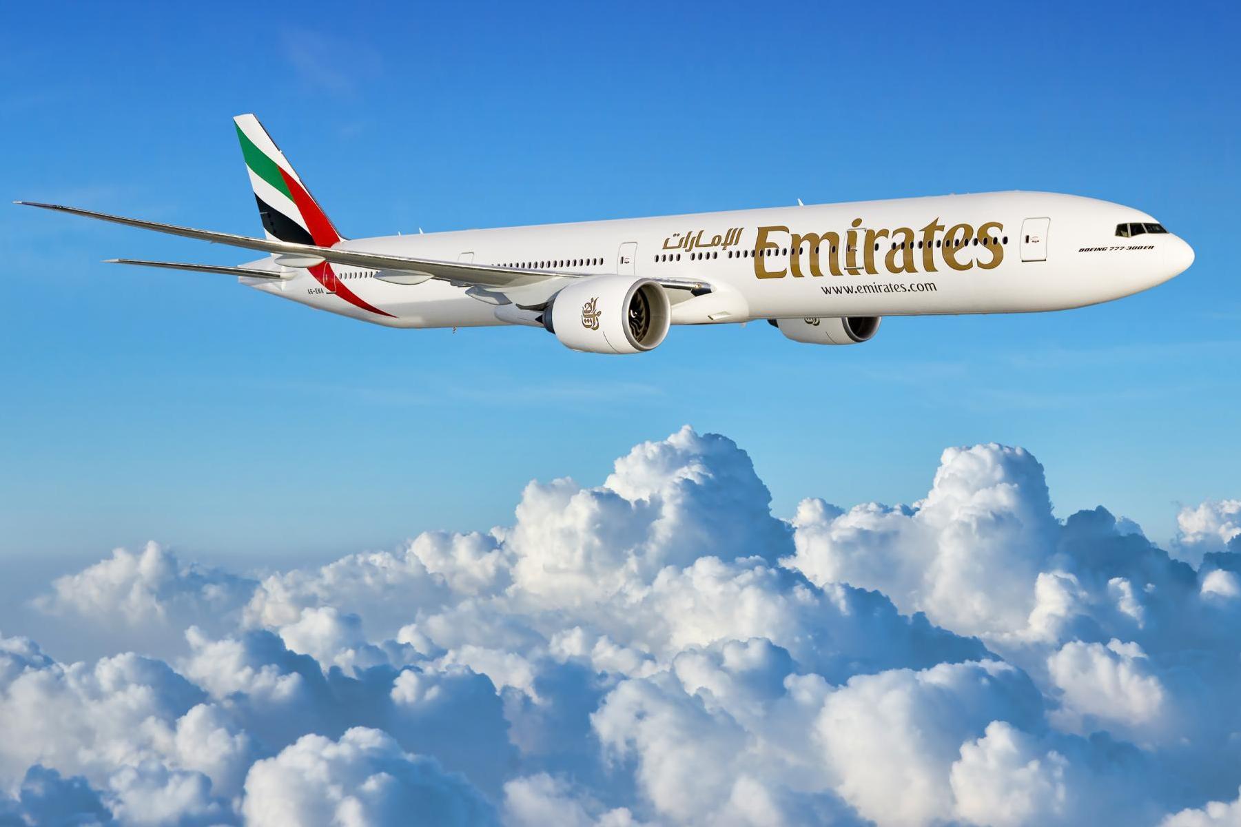 Авиакомпания Emirates (ОАЭ)
