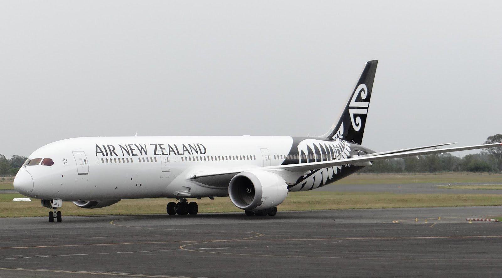 Air New Zealand (Новая Зеландия)