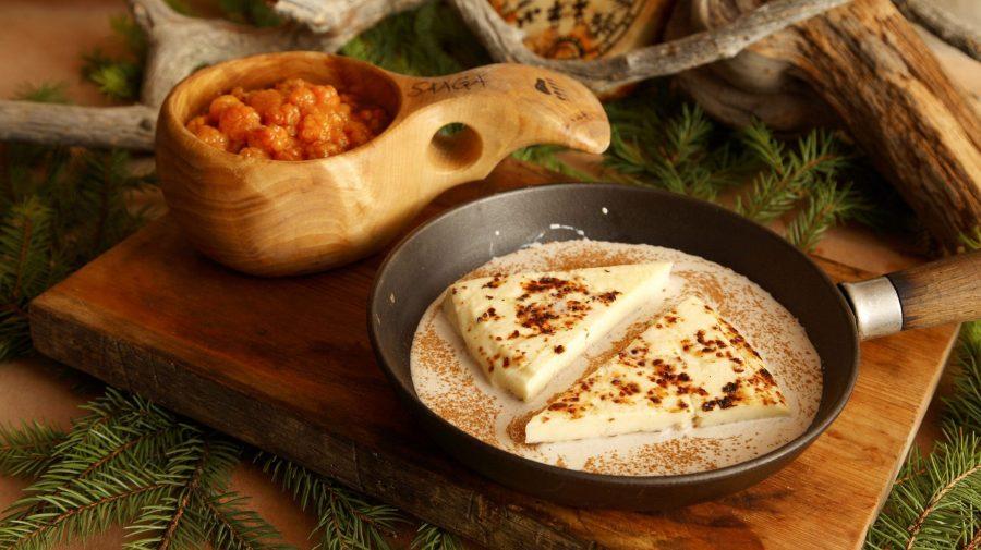 Вкусная еда приготовленная в Финляндии