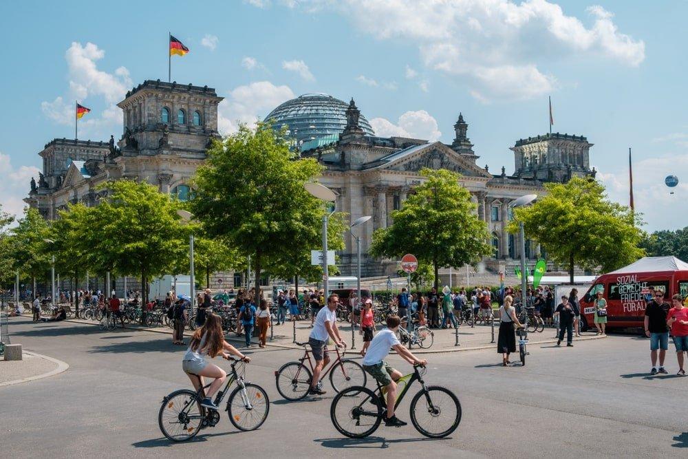 Германия велотуризм