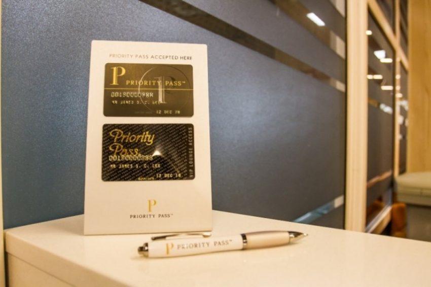 Оформлять карточку Priority Pass