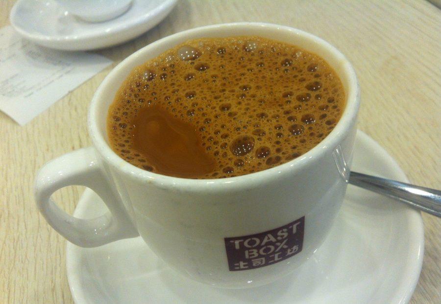 Кофе yuanyang из Малайзии