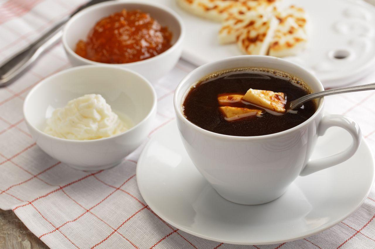 Кофе kaffeost в Финляндии