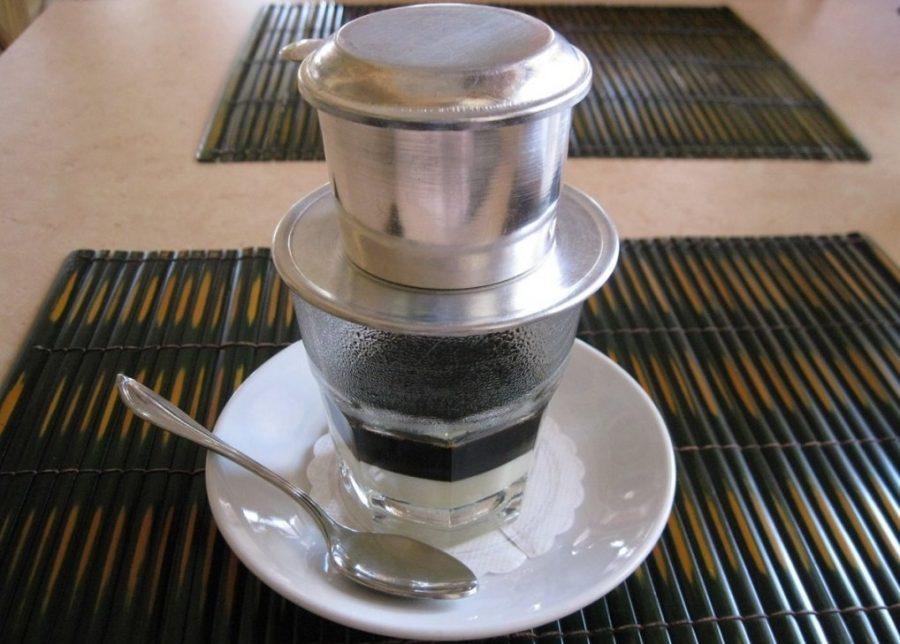 Кофе по-вьетнамски без арабики
