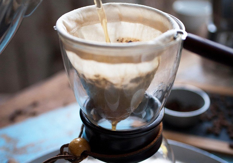 Кофе cafe touba в Сенегале