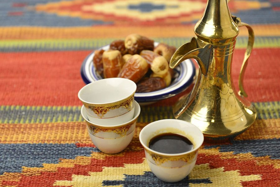 Кофе в Саудовской Аравии
