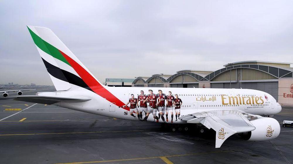 Авиакомпания Fly Emirates