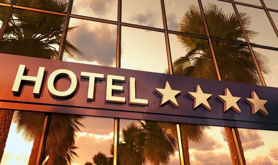 Гостиница с четырьмя звездами